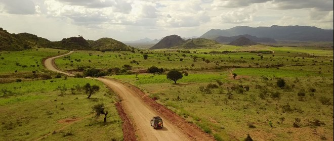 Uganda's top national park, Kidepo, off the beaten track