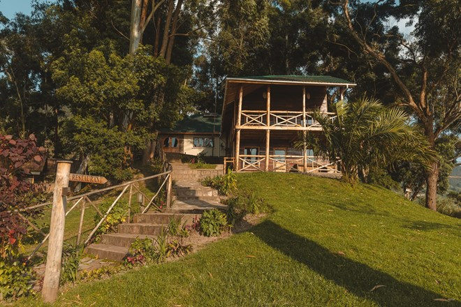 Mutanda Lake Resort, the Ultimate Gorilla Trekking base